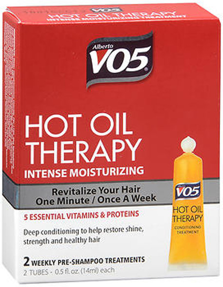 VO5 Hot Oil Therapy for Hair - 1 oz