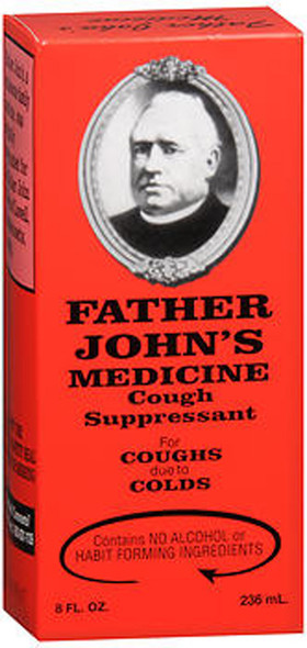Father John's Medicine Cough Suppressant - 8 oz