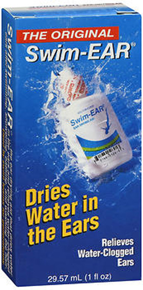 Swim-Ear,  Ear-Water Drying Aid - 1 oz