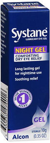 Systane Overnight Therapy Lubricant Eye Gel - 0.34 fl oz