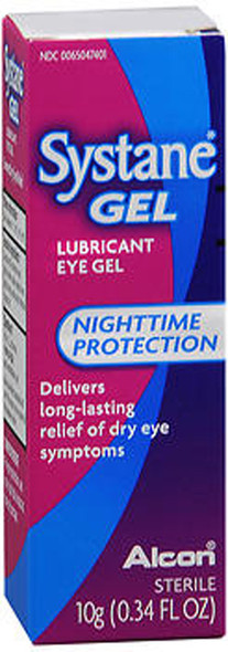Systane Overnight Therapy Lubricant Eye Gel - 0.34 fl oz