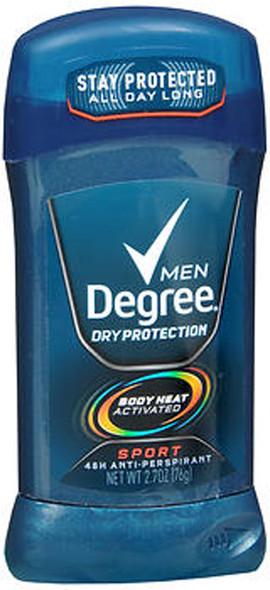 Degree Men Invisible Stick Antiperspirant Deodorant Sport - 2.7 oz