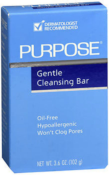 Purpose Gentle Cleansing Bar - 3.6 oz