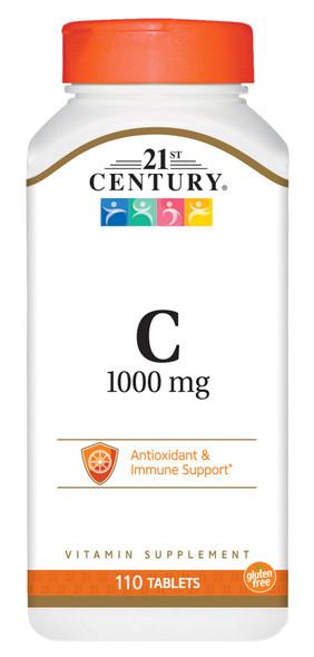 21st Century C-1000 - 110 Tablets