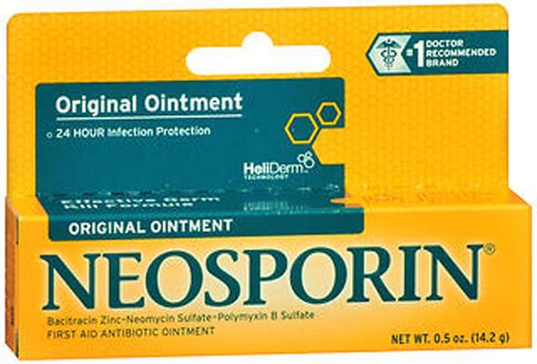 Neosporin Original Ointment - 0.5 oz