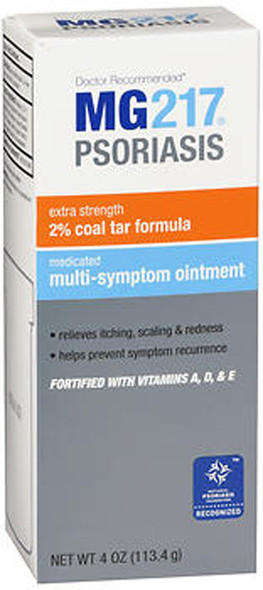 MG217 Psoriasis Multi-Symptom Ointment - 4 oz