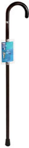 Carex Wooden Walking Cane, Walnut, 7/8""