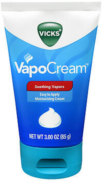 Vicks VapoCream Moisturizing Cream - 3 oz