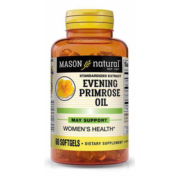 Mason Natural Evening Primrose Oil Softgels - 60 ct