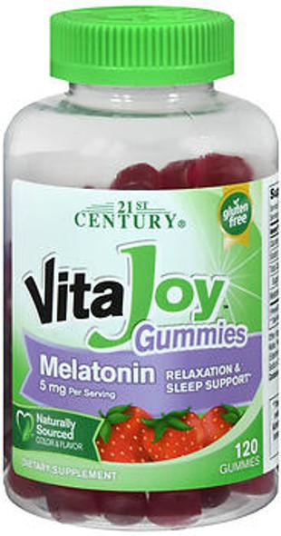 21st Century VitaJoy Melatonin Gummies - 120 ct