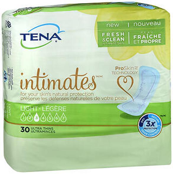 Tena Intimates Ultra Thin Liners Light Absorbency - 6 pks of 30 ct