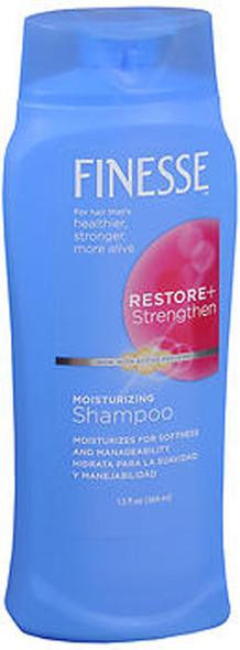 Finesse Moisturizing Shampoo Restore + Strengthen - 13oz