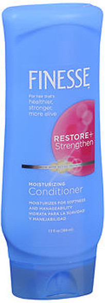 Finesse Moisturizing Conditioner Restore + Strengthen - 13 oz