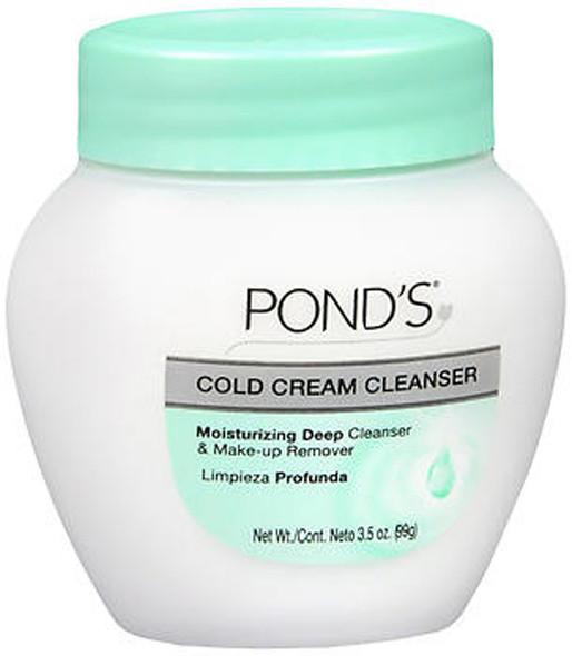 Pond's Cold Cream Cleanser - 3.5 oz