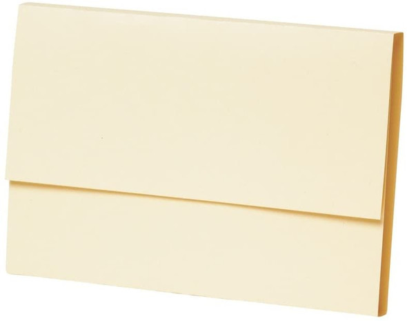 Apothecary Products Manila Folders XL Double Fold   Pack of 100
