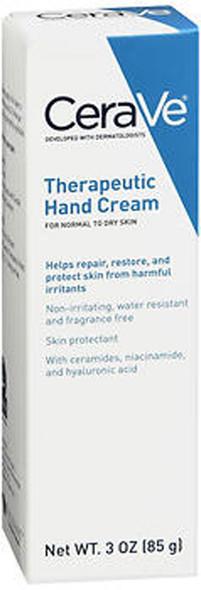 CeraVe Therapeutic Hand Cream - 3 oz