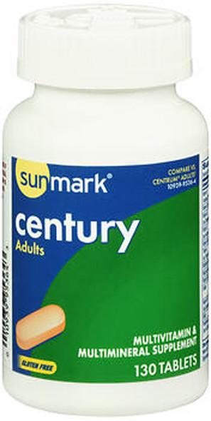 Sunmark Century Adults Multivitamin & Multimineral Supplement Tablets - 130 ct