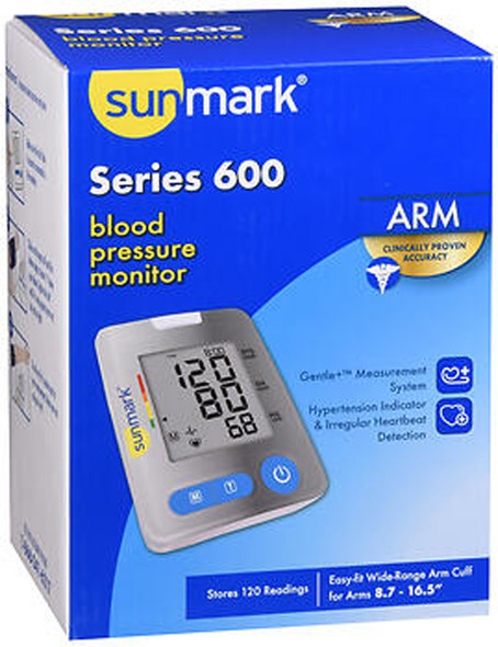 Sunmark Series 600 Blood Pressure Monitor Arm - Each