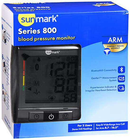 Sunmark Series 800 Blood Pressure Monitor Arm - Each