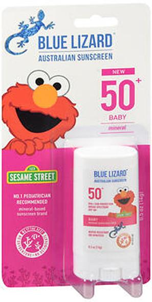 Blue Lizard Baby Mineral Sunscreen Stick SPF 50+ - .5 oz