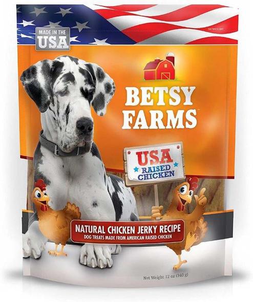Betsy Farms Duck Jerky - 12 oz