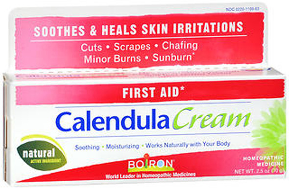 Boiron Calendula Cream - 2.5 oz each
