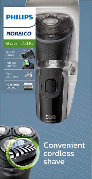 Philips Norelco Rechargable Shaver 2300