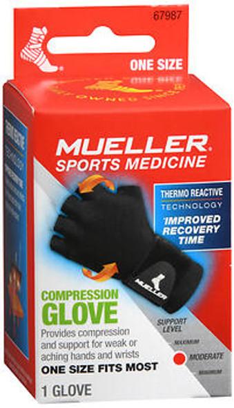 Mueller Sports Medicine Compression Glove Moderate