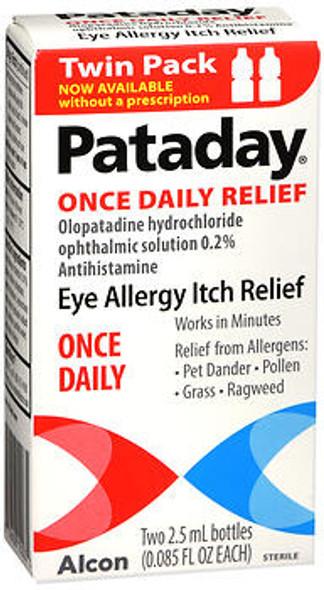 Pataday Eye Allergy Itch Relief - 0.085 fl oz