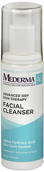 Mederma Advanced Dry Skin Therapy Facial Cleanser - 6 oz