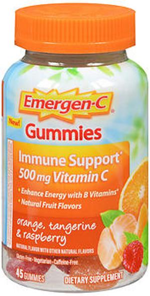 Emergen-C Immune Support - 45 Gummies