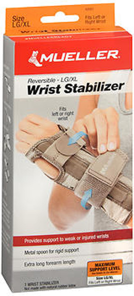 Mueller Carpal Tunnel Wrist Stabilizer Large/X-Large - Each
