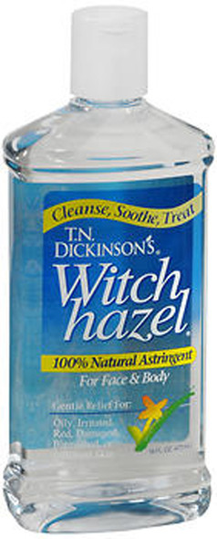T.N. Dickersons Witch Hazel Astringent - 16oz