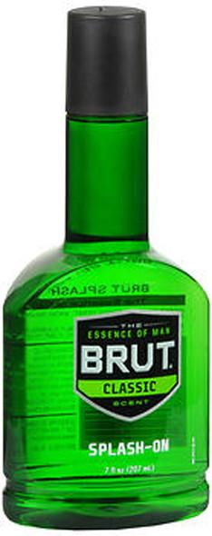 Brut Splash-On Classic Scent - 7 oz