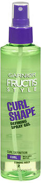 Garnier Fructis Style Curl Shape Defining Spray Gel - 8.5 oz