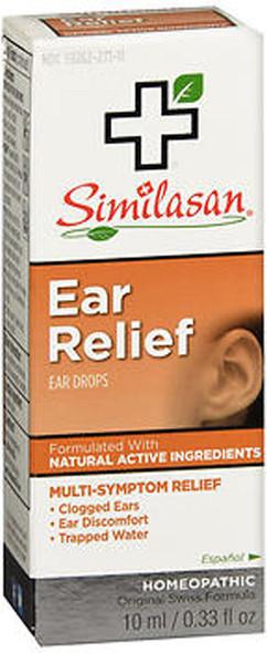Similasan Ear Relief Ear Drops - .33 oz