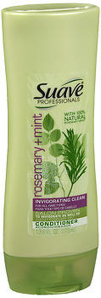 Suave Professionals Invigorating Clean Conditioner Rosemary + Mint - 12.6oz