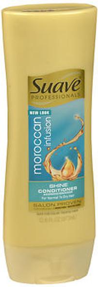 Suave Professionals Moroccan Infusion Shine Conditioner - 12.6 oz