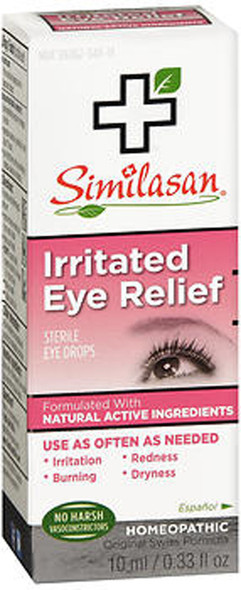 Similasan Pink Eye Relief Sterile Eye Drops - 0.33 oz