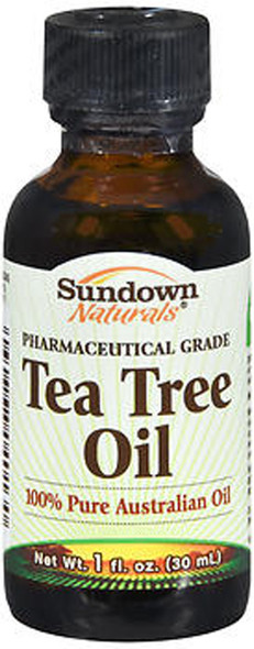 Sundown Naturals Tea Tree Oil - 1 oz