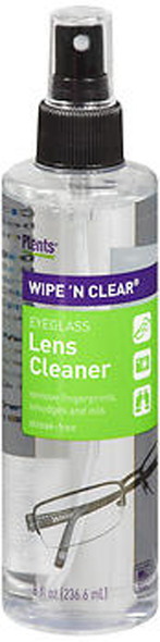 Flents Wipe 'N Clear Eyeglass Lens Cleaner - 8 oz