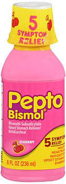Pepto-Bismol Liquid Cherry - 8 oz
