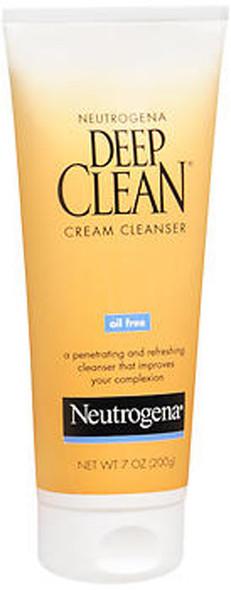 Neutrogena Deep Clean Cream Cleanser - 7 oz