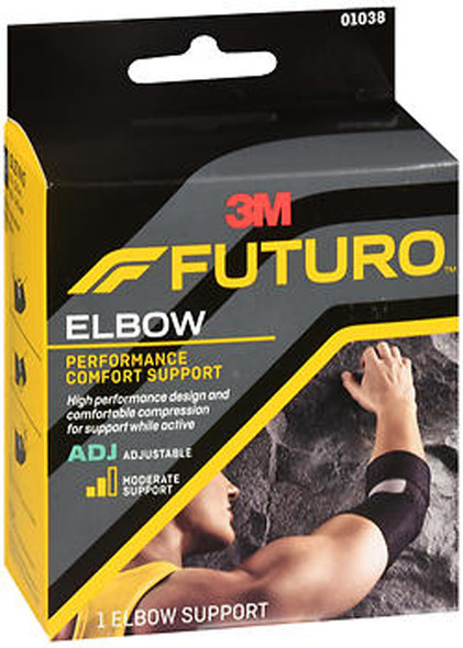 Futuro Precision Fit Elbow Support Adjust to Fit - Each