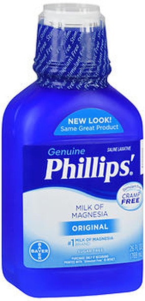 Phillips Milk of Magnesia, Original  26 fl oz