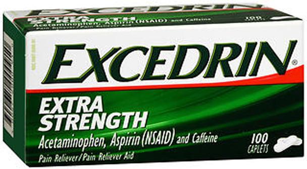 Excedrin Extra Strength - 100 Caplets
