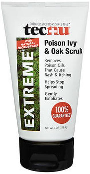 Tecnu Extreme Medicated Poison Ivy Scrub - 4 oz
