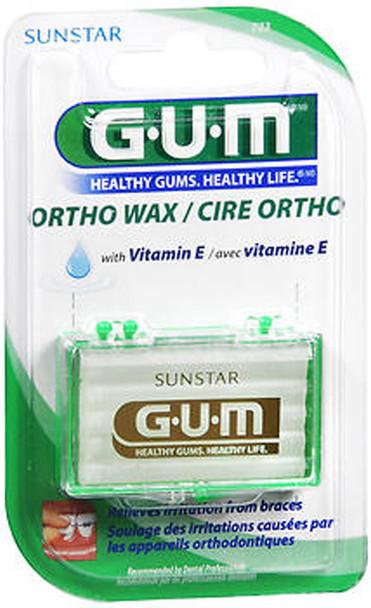 GUM Orthodontic Wax with Vitamin E - Each