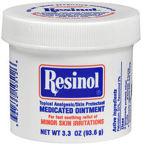 Resinol Medicated Ointment - 3.3 oz
