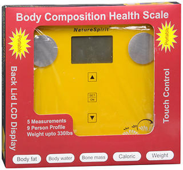 NatureSpiritn Body Composition Health Scale - 1 ea.